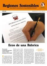 Regiones Sostenibles: desarrollando la Amazonía con responsabilidad ambiental, No 3