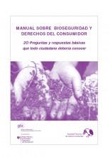 Manual sobre bioseguridad y derechos del consumidor