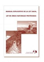 Manual explicativo de la ley 26834, Ley de Áreas Naturales Protegidas