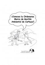 ¿Conoces la Ordenanza Marco de Gestión Ambiental de Carhuaz?
