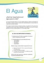 Cartilla educativa: agua y residuos sólidos