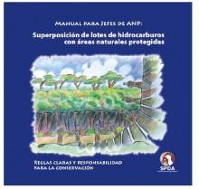 Manual para jefes de ANP: superposición de lotes de hidrocarburos con áreas naturales protegidas