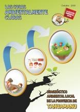Las cosas ambientalmente claras - Octubre 2009