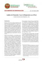Documentos de Investigación No 3, Iniciativa de Biopiratería
