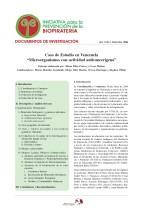 Documentos de Investigación No 7, Iniciativa de Biopiratería