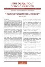 Serie de Política y Derecho Ambiental No 14, SPDA