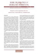 Serie de Política y Derecho Ambiental No 13, SPDA