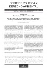 Serie de Política y Derecho Ambiental No 11, SPDA