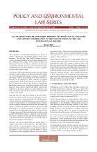 Serie de Política y Derecho Ambiental No 19, SPDA