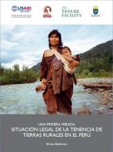 Una primera mirada: Situación legal de la tenencia de tierras rurales en el Perú