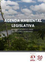 Agenda ambiental legislativa: retos pendientes para el próximo gobierno