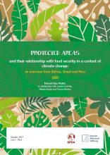 Protected areas and their relationship with food security in a context of climate change: an overview from Bolivia, Brazil and Peru