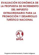 Evaluación económica de la propuesta de incremento del Impuesto Extraordinario de Promoción del Desarrollo del Turismo Nacional