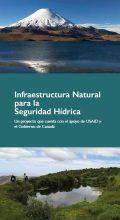 Infraestructura natural para la seguridad hídrica