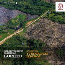Infraestructura Sostenible Loreto: Carretera Yurimaguas-Jeberos