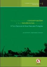 Percepciones sobre la conservación y sus tendencias a la luz del III Foro Nacional de Áreas Naturales Protegias