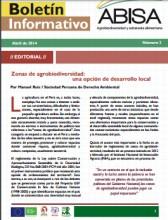 Boletín Informativo ABISA: Agrobiodiversidad y soberanía alimentaria, No 2